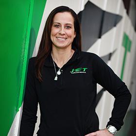 Coach Jess Evers